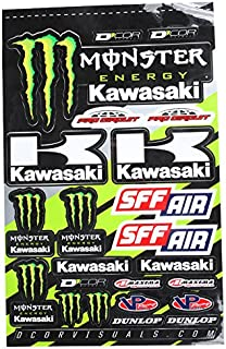 Best monster stickers for motorcycles Reviews