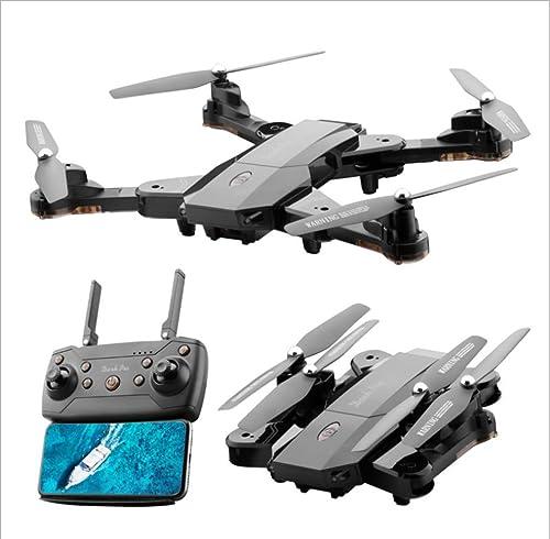 UAV à Longue Portée, Geste Photo Pliage Flux Lumineux à Télécomhommede Fixe Haut Avion, Tir Aérien Appareil Photo Double