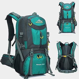comprar comparacion Mochila de 50 litros, ideal para deportes al aire libre, Senderismo, Trekking, Camping Travel, Escalada. Bolso impermeable...