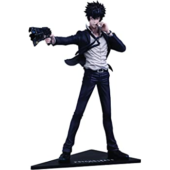 mensHdge technical statue No.1EX PSYCHO-PASS サイコパス 狡噛慎也 Another Version