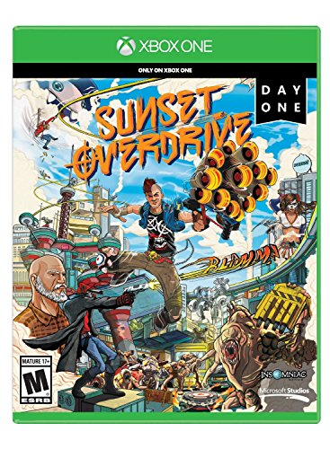 Microsoft Sunset Overdrive Day One, Xbox One videogioco DUT