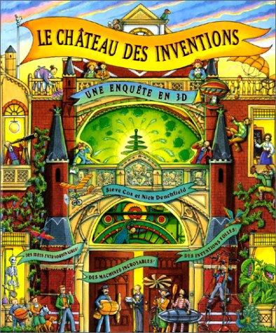 Le Château des inventions (Livre et château dépliant)