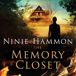 The Memory Closet audiobook cover art