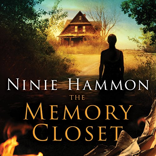 The Memory Closet audiobook cover art