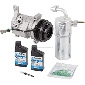 amazon com ac compressor a c repair kit for chevy tahoe suburban avalanche gmc yukon cadillac escalade w rear ac 2003 2004 2005 buyautoparts 60 80319rk new automotive ac compressor a c repair kit for chevy tahoe suburban avalanche gmc yukon cadillac escalade w rear ac 2003 2004 2005 buyautoparts 60 80319rk new