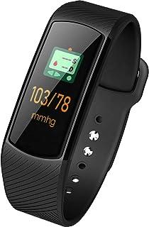 LTLJX Smartwatch, Reloj Inteligente Impermeable IP67 Reloj Deportivo 0.96