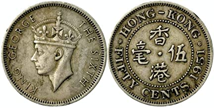 king george the sixth coin 1951