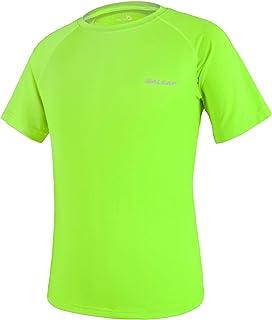 Baleaf Youth Boys' Athletic T-Shirts Short Sleeve Sports Tee