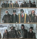The Hateful Eight Original Movie Poster (Samuel L Jackson