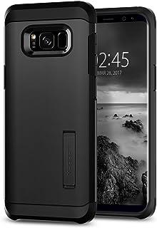 Spigen Samsung Galaxy S8 Tough Armor cover/case - Black