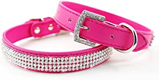 Best extra large rhinestone dog collars Reviews