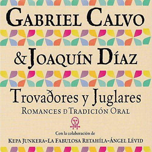 Gabriel Calvo & Joaquín Díaz