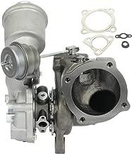 ECCPP Turbo Turbocharger Fits 2000-2006 Audi TT 1999-2005 Volkswagen Beetle 2000-2005 Volkswagen Golf 2000-2005 Volkswagen Jetta Compatible with SDD-TBCK04001