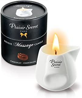 Edible Massage Candle in Ceramic Pot with spout 2.82fl oz (Chocolate)