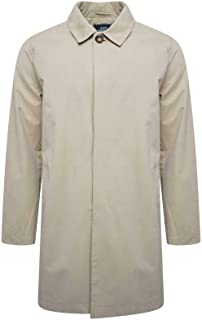 HARRY BROWN Trench Coat Big & Tall