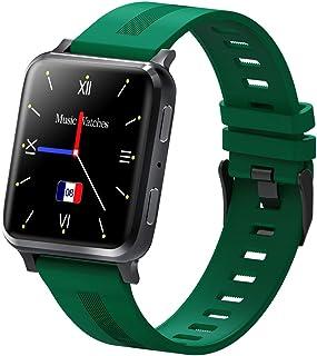"Reloj inteligente con pantalla táctil completa de 1.54 ""para teléfonos Android y teléfonos iOS, relojes inteligentes para ..."