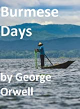 Burmese Days (English Edition)