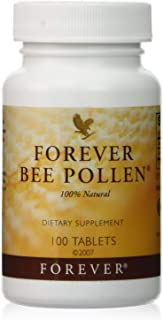 Forever Bee Pollen 100 Tablets