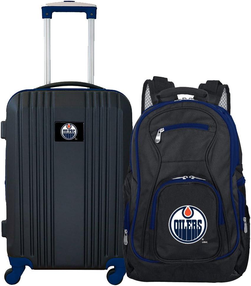 Max Baltimore Mall 78% OFF Denco NHL 2-Piece Set Luggage