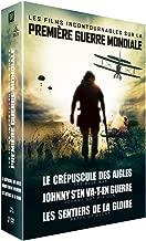 Coffret guerre 3 films : les sentiers de la gloire ; le crépuscule des aigles ; johnny s'en va-t-en guerre [Francia]