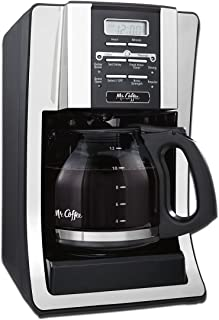 mr coffee 10 cup programmable coffee maker manual