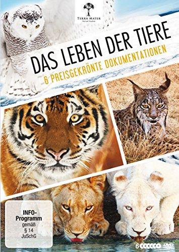 Das Leben der Tiere [6 DVDs]