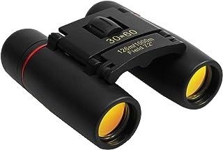 comprar comparacion Binoculares para adultos niños, Prismáticos Pequeños y Potentes Compactos Plegables Duraderos Binoculares para observación...
