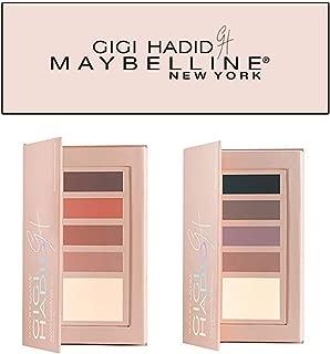 Maybelline New York Gigi Hadid Eye Contour Palette, COOL and WARM