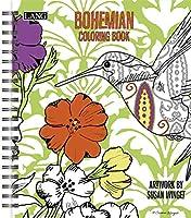 LangボヘミアンColoring Book by Susan Winget (1020101)