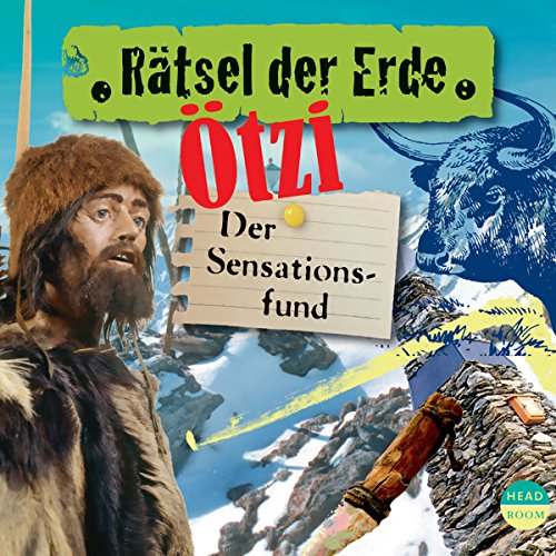 Couverture de Ötzi - Der Sensationsfund