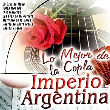 Lo Mejor de la Copla Imperio Argentina