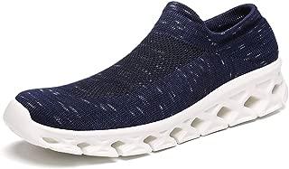 SITIALE Men Women Slip On Walking Shoes Lightweight Casual Running Sneakers