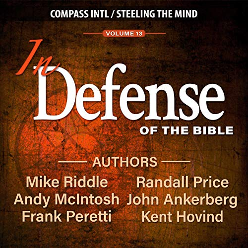 In Defense of the Bible, Volume 13  By  cover art