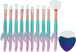 Decdeal 化粧ブラシセット 11本セット 化粧筆 フェイスブラシ メイクブラシ 化粧 ブラシ