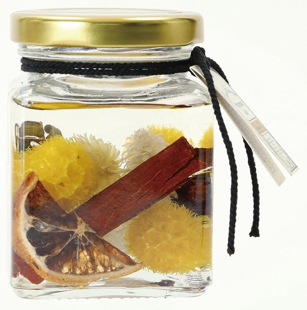 濃度文字悲劇的なノルコーポレーション フレグランスジェル ジャルダンボタニーク ベルガモット 柑橘の香り OA-JBT-1-1