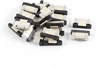 Aexit Bottom Port Audio & Video Accessories 7Pin 0.5mm Pitch FFC FPC Ribbon Sockets Connectors & Adapters Connector 20Pcs