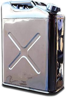 Fani 10100229 Universal Jerry Can CS-20 20 Liter Chrome