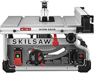 """SKILSAW SPT99T-01 8-1/4"""" Portable Worm Drive Table Saw (Renewed)"""