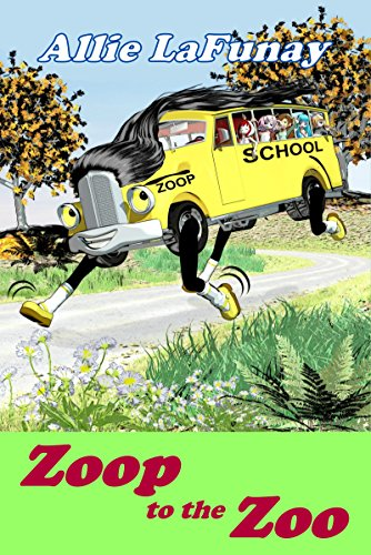 Zoop to the Zoo (English Edition)