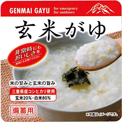 東和食彩 備蓄用 玄米がゆ (玄米20%・白米80%)