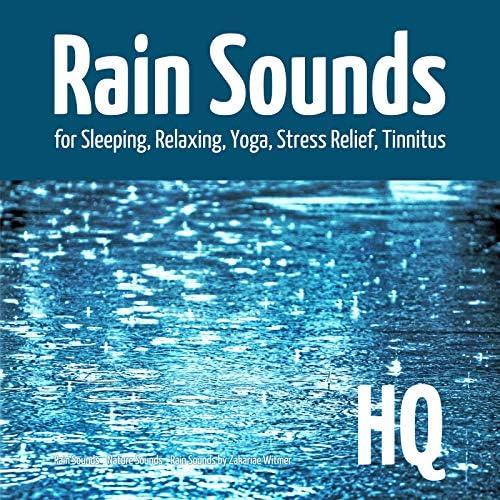 Rain Sounds, 自然音 & Rain Sounds by Zakariae Witmer