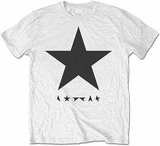 DAVID BOWIE デヴィッド・ボウイ (BOWIE伝記映画『スターダスト』) - Blackstar/Tシャツ/メンズ 【公式/オフィシャル】