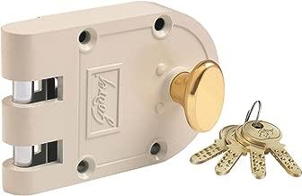Godrej Locks Ultra Vertibolt Texture 1CK (Brown)