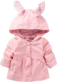 Pink Platinum Girls Lace Embroidered Jacket