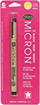 Sakura Pigma Pen 05 / . 45mm Black