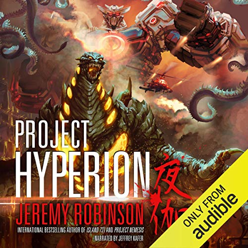 Couverture de Project Hyperion
