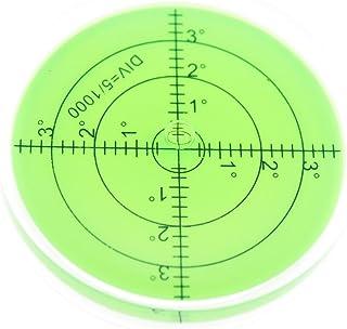 navire 大型 メモリ タイプ 水平器 水準器 傾斜 測定 アナログ 丸型