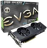 EVGA 02G-P4-3677-KR GeForce GTX 670 2GB Grafikkarte - Grafikkarten (GeForce GTX 670, 2 GB, 256 Bit, 2560 x 1600 Pixel, PCI Express 3.0)