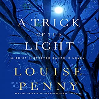 A Trick of the Light audiobook cover art