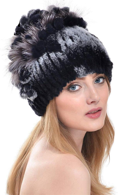 Damenmode Pom-pom Russischer Kosakenhut Winter Warm Super Soft Fit Hut